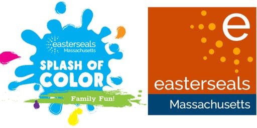 Splash of Color 2019 - Family Fun Run (or Walk/Roll!)