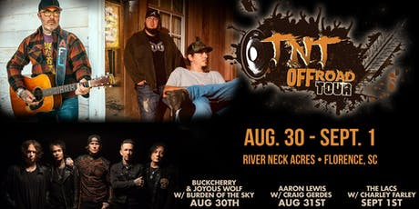 TNT Off Road Tour - South Carolina tickets