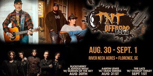 TNT Off Road Tour - South Carolina