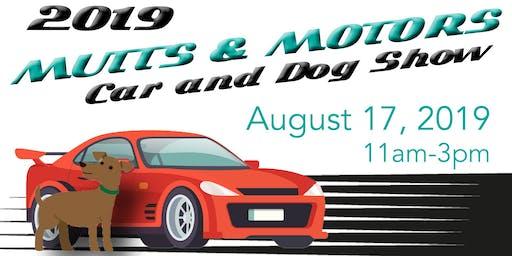 Mutts & Motors Show