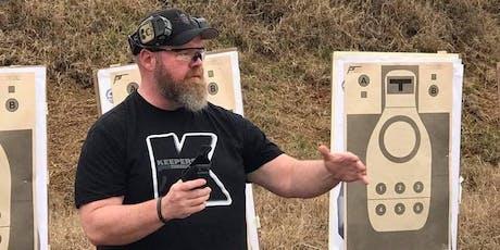 Essential Handgun Skills - Bellville OH tickets