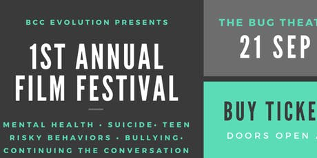 BCC Evolution Presents a Mental Health and Suicide Awareness Film Festival tickets
