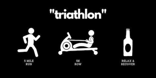 """The Versa to Reds """"Triathlon"""""""