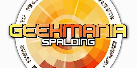 GEEKMANIA Spalding 2020 tickets