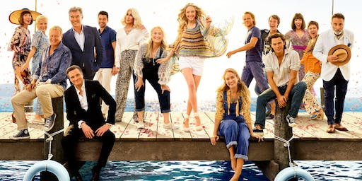 AfterLight Outdoor Cinema, Mold - Mamma Mia! Here We Go Again (PG)