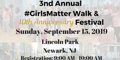 event image Girls; Live, Love, Laugh Incorporated Girls Matter Walk & Festival