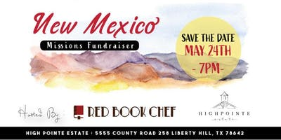 New Mexico Missions Fundraiser
