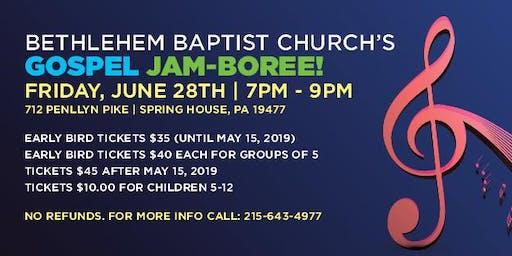 Bethlehem Baptist Church's Gospel Jam-boree!
