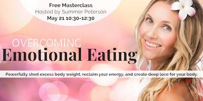 Overcoming Emotional Eating Free Masterclass