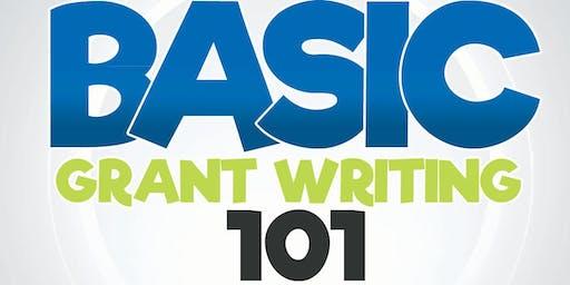 Basic Grant writing 101