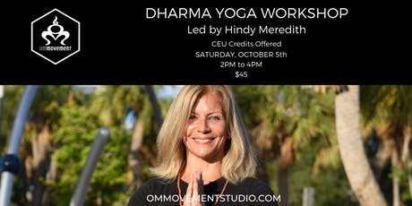 Dharma Yoga Workshop tickets