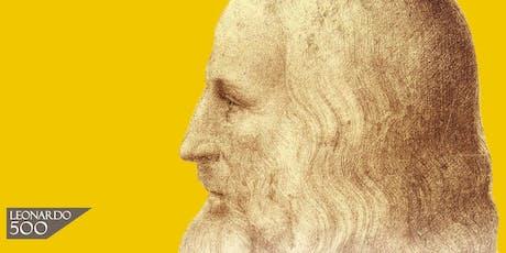 TALK | Leonardo da Vinci: A Life in Drawing, by Martin Clayton tickets