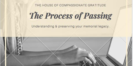 The Process of Passing: Understanding your memorial legacy tickets