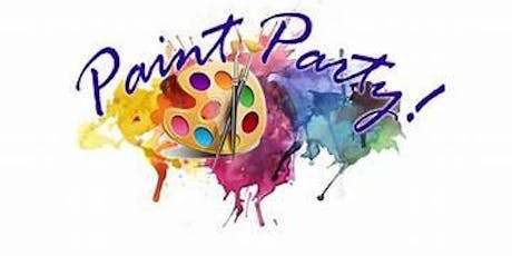 Daddy and Me Paint Party tickets