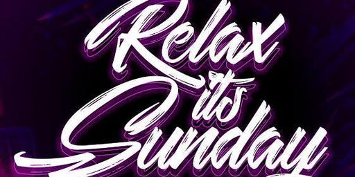Relax, it's sunday!
