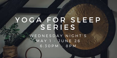 Yoga for Sleep: Restorative Yoga tickets