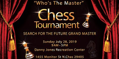 Who's The Master Chess Tournament
