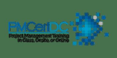 PMP Exam Prep Boot Camp - Sept. 16-19 - PMCertDC - Arlington, VA or Online
