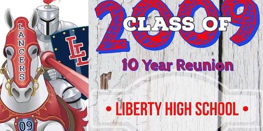 Liberty High School Class of 2009 Reunion