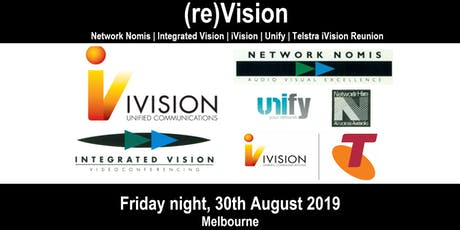 (re)Vision.  Integrated Vision / IV / iVision Reunion tickets