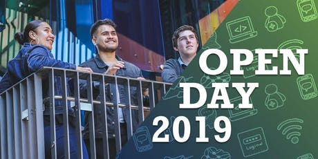 Techtorium NZIIT - Open Day July 2019 tickets