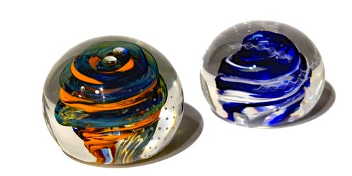 Glassblowing Workshop: Make a Paperweight