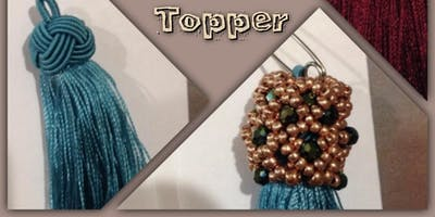 Tassel Topper - Jewelry Making