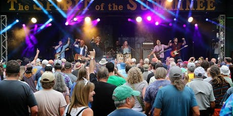 Unofficial TTB After-Party w/The Melody Trucks Band/Bonnie Blue at 1904 tickets