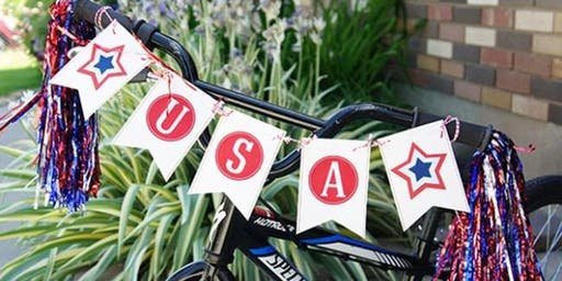4th of July Community Bicycle Parade and Ice Cream Social