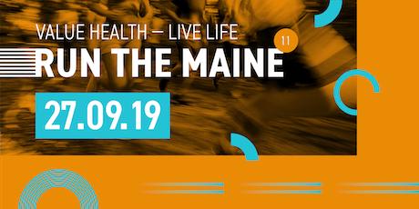 Run The Maine tickets