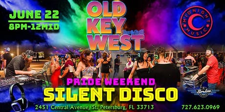Pride Weekend Silent Disco tickets