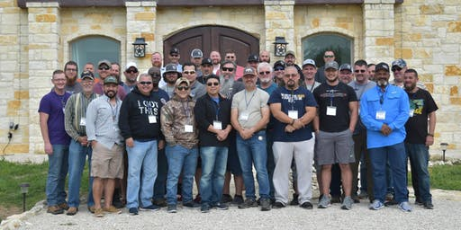 CWR Men's March 2020 Retreat - For Veterans and First Responders
