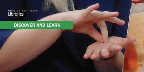 Learn Sign Language - Bribie Island Library (2pm) tickets