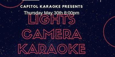 Lights, Camera, Karaoke!