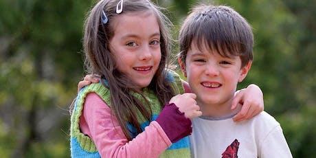 Understanding & Responding to Children's Behaviours tickets