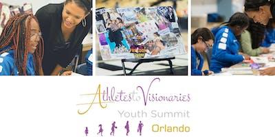Athletes to Visionaries High School Female Athlete Summit Orlando