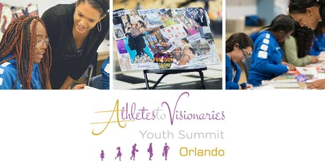 Athletes to Visionaries High School Female Athlete Summit Orlando tickets