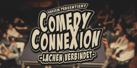 Comedy ConneXion -Lachen verbindet- NOV 2019 NEUSS  Tickets