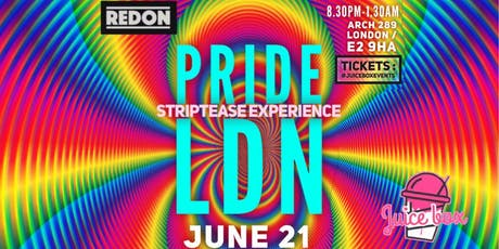 JUICEBOX Presents PRIDE LDN tickets