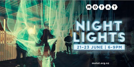 Night Lights at MOTAT  tickets