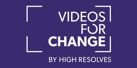 Teacher Professional Development - Videos for Change (New South Wales) tickets
