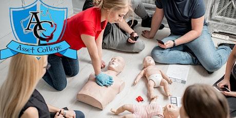 Provide CPR - Darwin tickets
