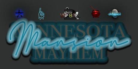 Minnesota Mansion Mayhem tickets