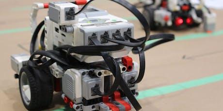 Lego EV3 Robotics: Getting Started tickets