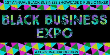 Acadiana Black Business Expo tickets