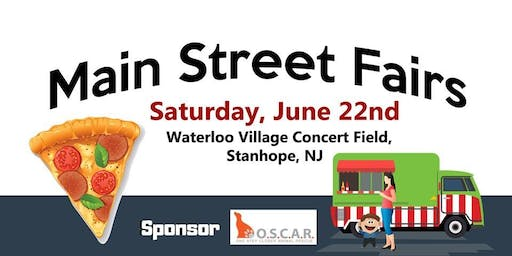 June 22nd - Waterloo Village Food Truck and Music Festival