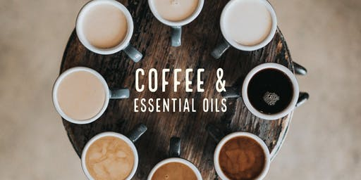 Essential oils and Coffee