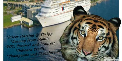 Moss Point Homecoming Cruise