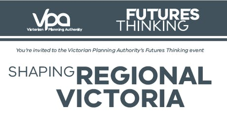 VPA #FUTURESTHINKING with John Brumby  tickets