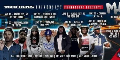 M.U.S.T Tour (TULSA)